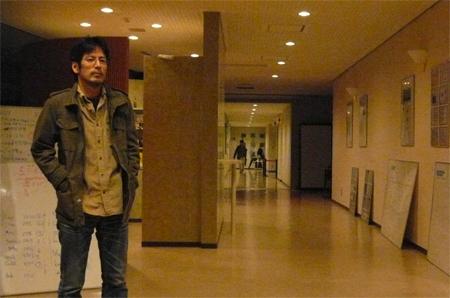 Photo of Prof. Macoto Kikuchi